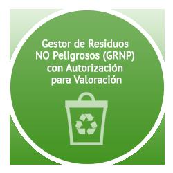 Certificación de Gestión de Residuos No Peligrosos