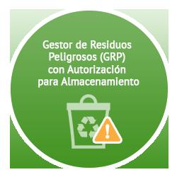 Certificación de Gestión de Residuos Peligrosos