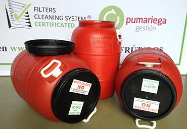 Pumariega es la Empresa de Recogida de Aceite más Importante para Hostelería