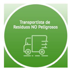 Transportista de Residuos No Peligrosos